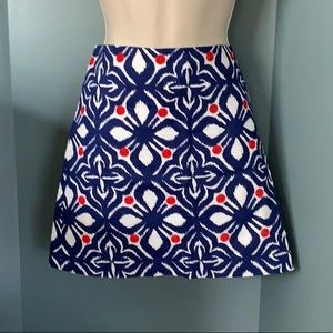 Vineyard Vines A Line Skirt EUC